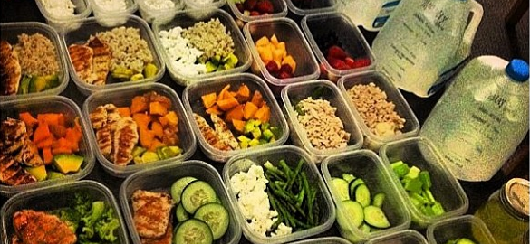 Sample Bodybuilding Meal Plan  Mindset Fitness